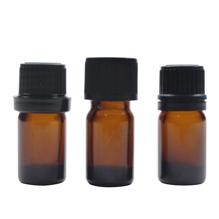 30ml Cobalt Blue Boston Round Glass Bottles