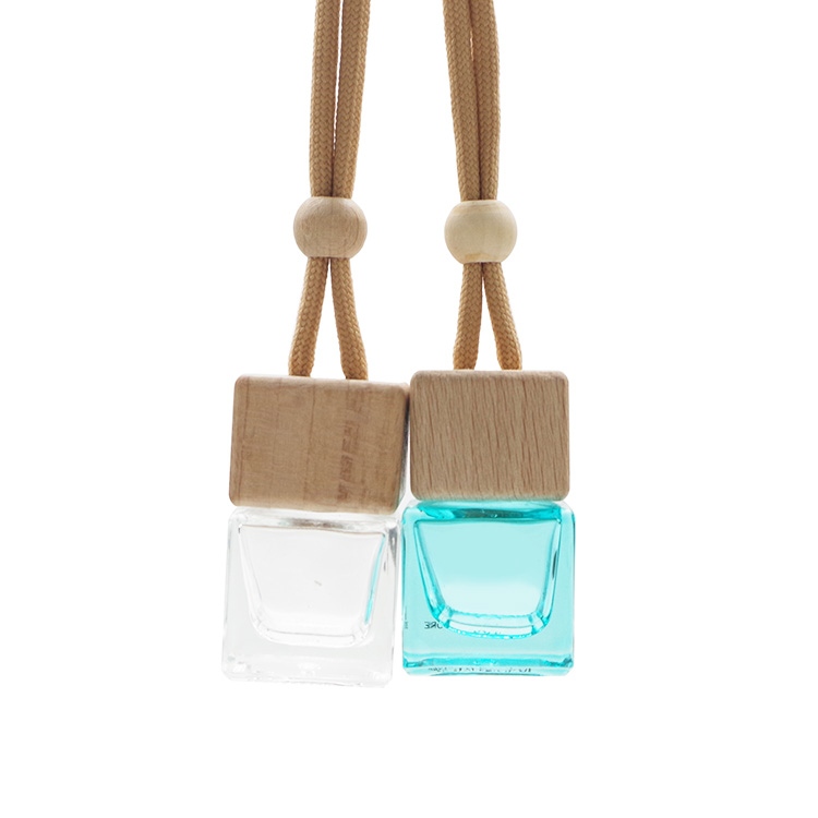 Hanging Empty Car Diffuser Air Freshener Bottles